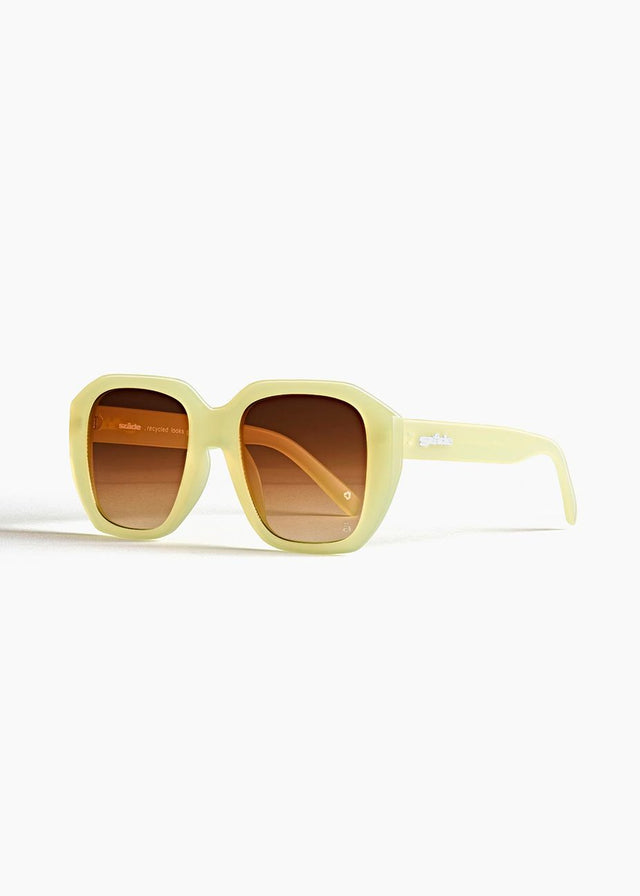 Arkley Tainted Lime Sunglasses