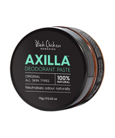 Axilla Natural Deodorant Paste