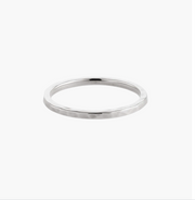Texture Ring Silver