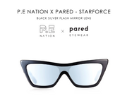 PE NATION x Pared Star Force Black