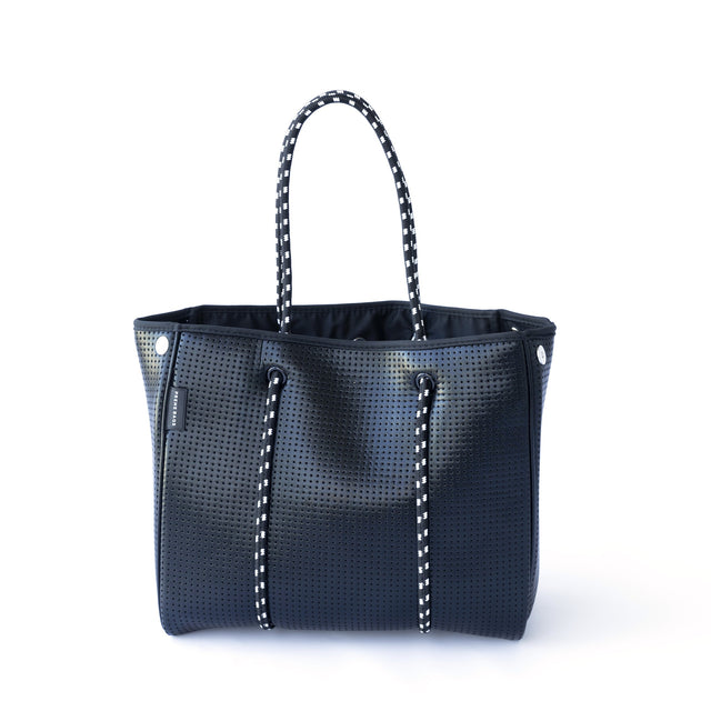 Freddie Bag Metallic Black