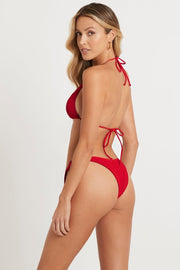 The Sophie Top Baywatch Red