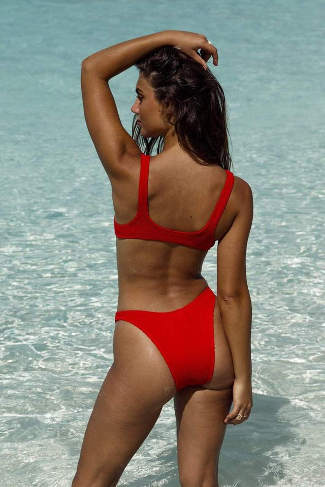 The Sign Brief Baywatch Red