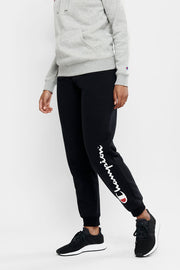 High Waisted Jogger Black