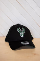 New Era Milwaukee Bucks Logo 940 Unisex