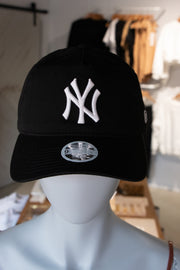 New Era NYC 940 A-Frame Black