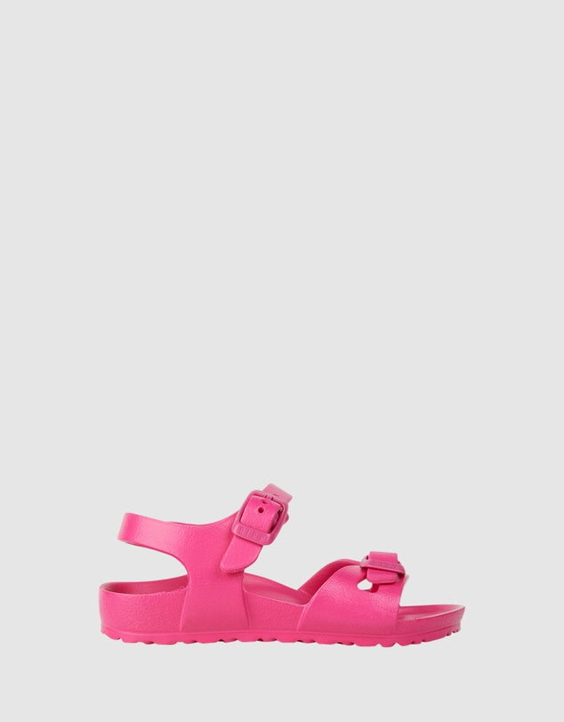 Rio Kids Eva Neon Pink Narrow