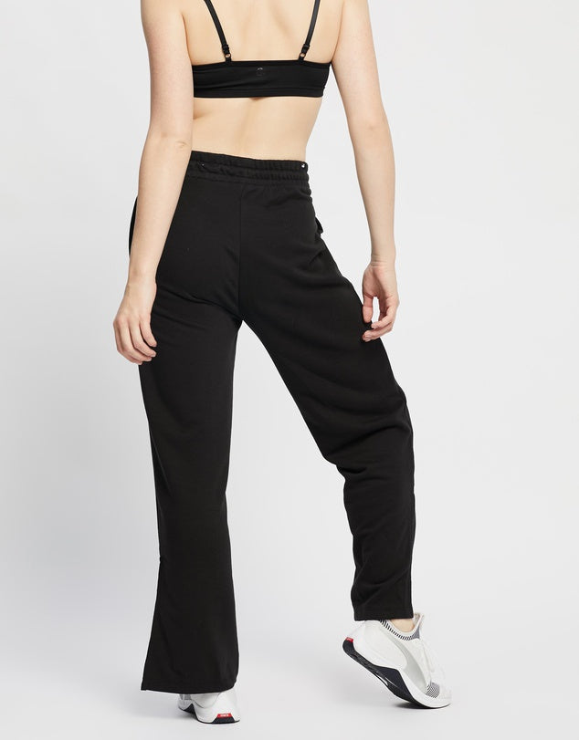 Her Wide Leg Pant Black