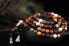 Mixed Natural Sandalwood 108 Beads Mala Bracelets