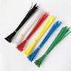 Colored Nylon Cable Zip Ties