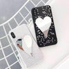 Heart Mirror Phone Case