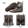 Foldable Waterproof Shoe Cover Rain Boots(1 Pair)