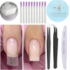 Fiberglass Quick Nail Extension Set