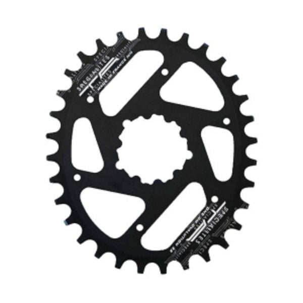 Specialites TA chainring MTB ONE DM3 Boost OVALUTION - SRAM 11/12V - Offset 3mm