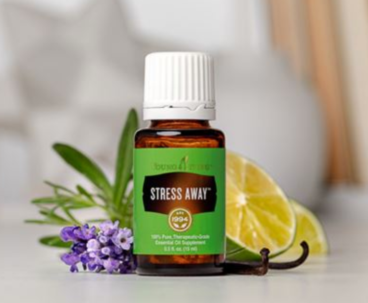 Stress Away Essential Oil Blend