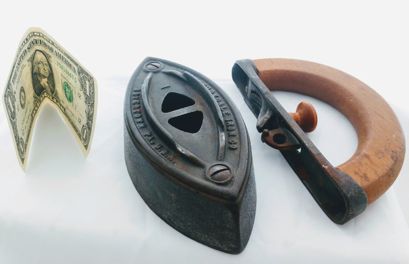 Antique Clothes Iron