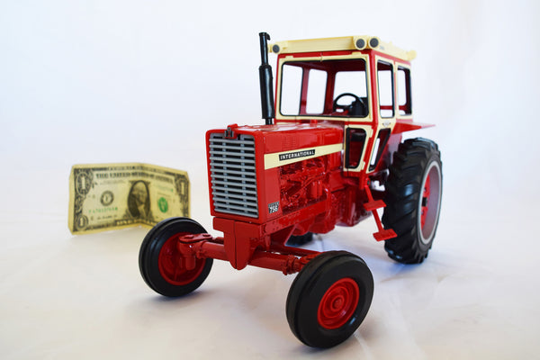 International Custom 756 Vintage Toy Tractor