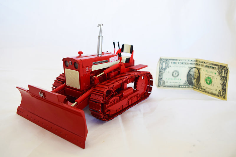 Vintage International Harvester Toy Bull Dozer