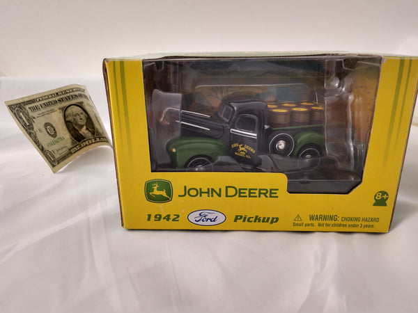 1942 John Deere / Ford Toy Pickup Truck with Box