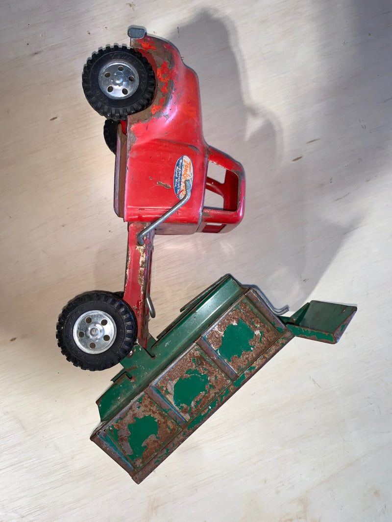 Original Tonka Truck Toy