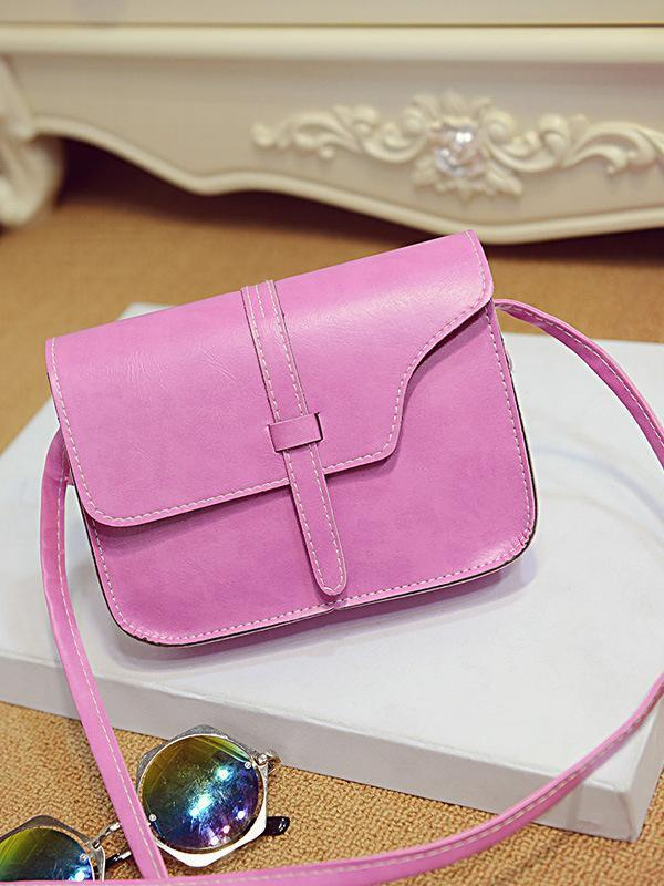 Chloebuy Casual Mini Square Bag