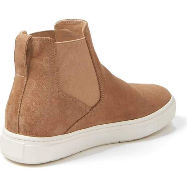 Chloebuy Casual High Top Suede Sneakers