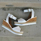 Chloebuy Casual Daily Comfy Wedges