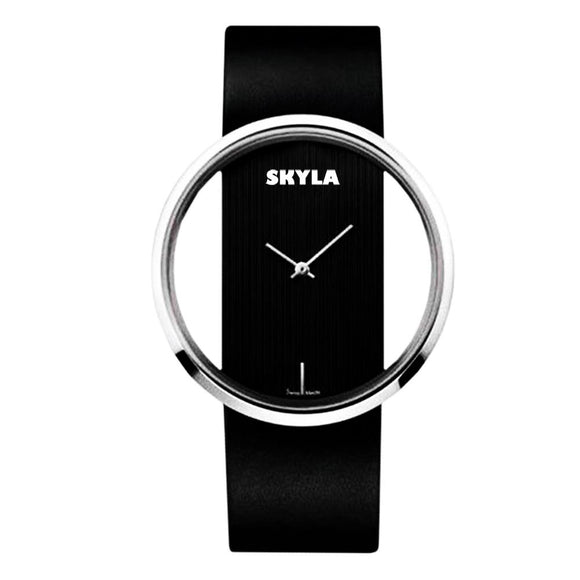 Hollow Round Ladies Watch - Skyla Jewels Australia