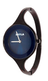 Skyla Jewels Ladies Bangle watch - Blue Face - Skyla Jewels Australia