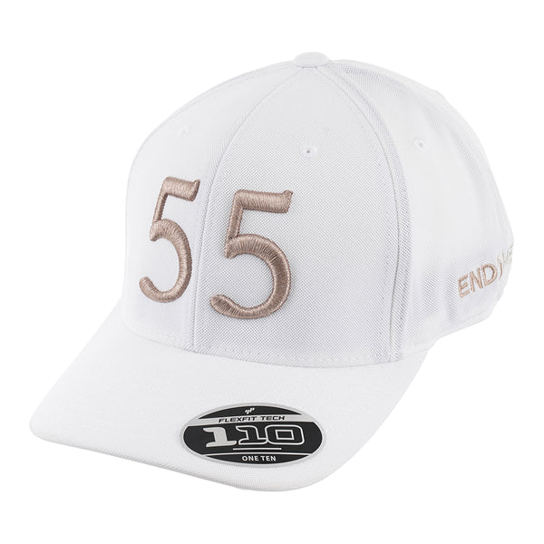 EndoMen 55 in Rose Gold White Cap