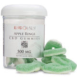 EndoMen CBD Apple Rings 500mg