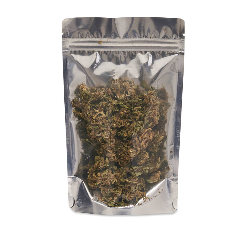 EndoMen Hemp Flower Bud Frosted Lime Strain 0.5oz Package