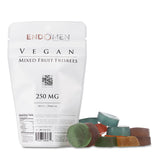 EndoMen Vegan Mixed CBD Fruit Frisbees 250mg Bag