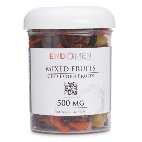 Hemp Derived CBD MIxed Fruits 500mg