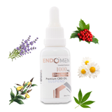 EndoMen 'Suspend' Superior Grade CBD Oil Tincture 1000mg