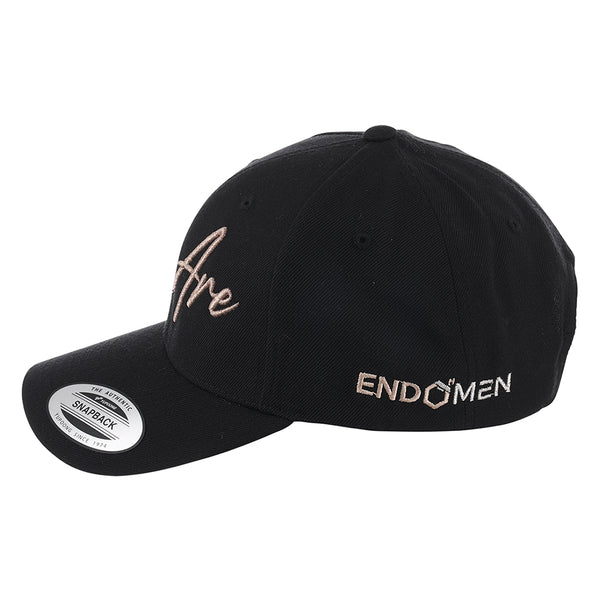 EndoMen We Are in Rose Gold Black Cap