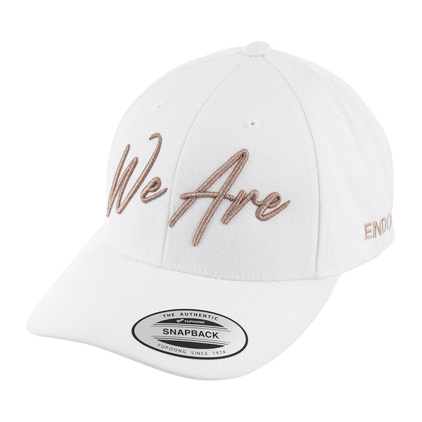 EndoMen We Are in Rose Gold White Cap