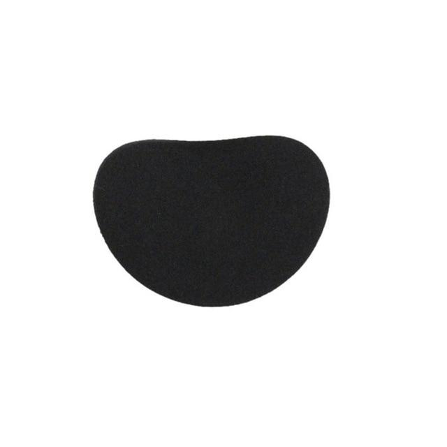 1Pair Invisible Heart Padding Magic Bra Insert Pads Push Up Silicone Braintotham-intotham