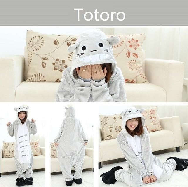 Women Cute Panda Tiger Stitc Pyjama Adult Animal onesies Pajamas Sets Homewearintotham-intotham
