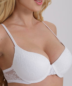 Sexy Push Up Bra Plus Size A B C D Cup Womenintotham-intotham