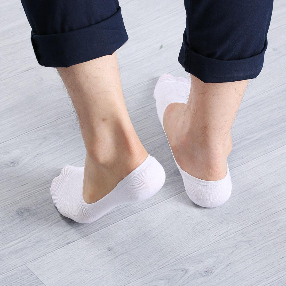 4style 1Pair Summer Unisex Boat Sock Soft Low Cut Casual Cotton Loaferintotham-intotham