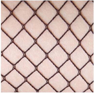 2018 New Fashion Women Sexy Fishnet Stockings Female Black Mesh Lingerie Sheerintotham-intotham