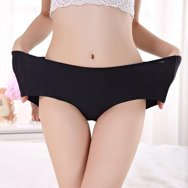 2018 briefs panties for women cotton seamless panties woman Mid-Rise Sexy lingerieintotham-intotham