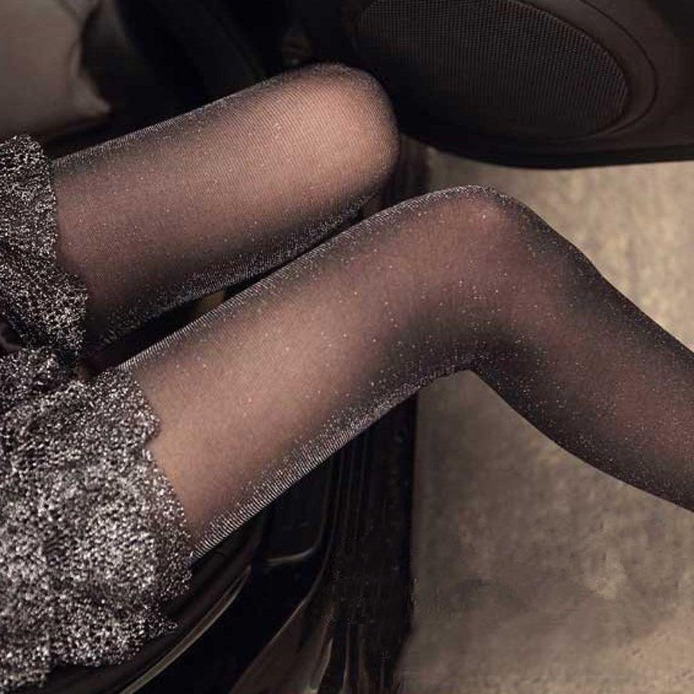 Hot Sale Sexy Women Ladies Charming Shiny Pantyhose Glitter Stockings for Womenintotham-intotham