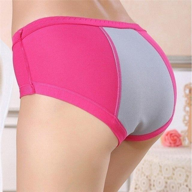 Physiological Briefs Leakproof Menstrual Period Lengthen The Broadened Female Underwear Healthintotham-intotham