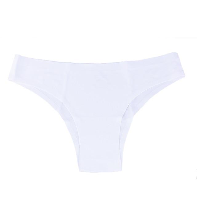 1PC High Quality Sexy Women Panty Comfortable Breathable Cotton Spandex Seamless Crotchintotham-intotham