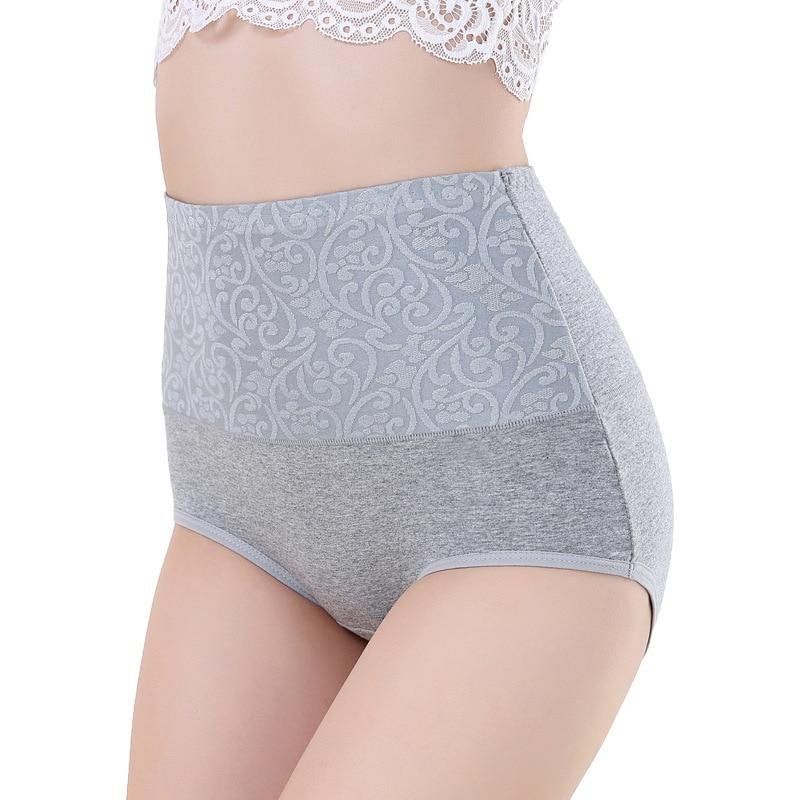 Women High Waist Body Shaper Slimming Underwear Seamless Control Panties Bodyintotham-intotham