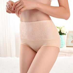 L-3XL 4 Size Women Sexy Underwear Transparent Hollow Women's Lace Panties Seamlessintotham-intotham