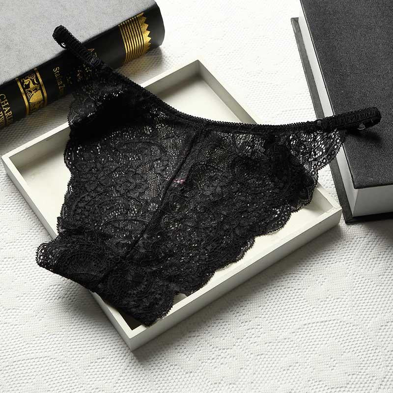 Women Sexy Lace Seamless Underwear Women Panties String Women's Briefs Lingerie Tangaintotham-intotham