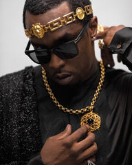 Diddy in Bling
